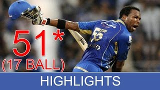 M24-IPL 2016-MI vs KKR [ IPL Match 24 Highlights ] Mumbai Indians vs Kolkata Knight Riders#SlideShow