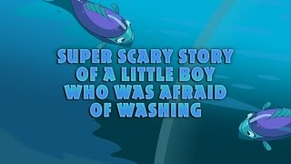 Masha's Spooky Stories - Super scary story of a little boy who was afraid of washing (Trailer)