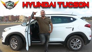 هيونداى توسان تقييم حقيقى  Hyundai Tucson Full Review