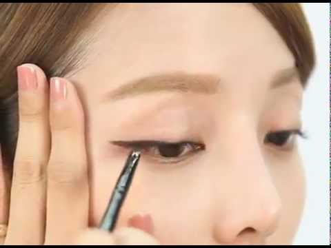 Pony's Celeb Make-Up Book: f(x) Sulli's Eyeliner