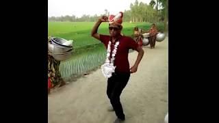 bangla funny dance কেউ হাসতে হাসতে মরে গেলে আমি দায়ী নহে