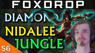 How to Play Nidalee Jungle in Season 6 - League of Legends