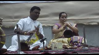 Nadaswaram Sandapuram SP Palanivel and R Prabhavathi Palanivel _Kalyani Ragam.