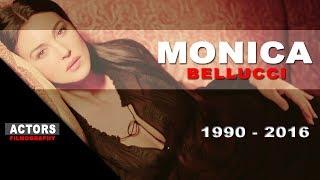 Monica Bellucci Filmography 2016
