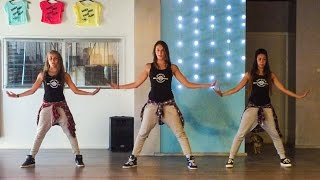 Back it up - Prince Royce - Fitness Dance Choreography