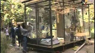 La Polemica Casa de Vidrio en Chile 1999