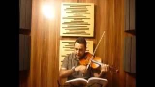 آموزش ویلن -گلچین آهنگها- غوغای ستارگان - ایمان ملکی،بهار95.mp4