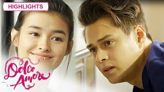 Dolce Amore: Serena wakes Tenten up
