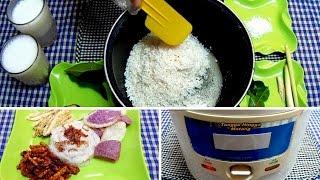 Cara Membuat Nasi Uduk Menggunakan Rice Cooker