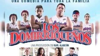 Los Domirriqueños: Premiere de Domirriqueños en NYC