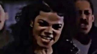 Michael Jackson & Mr Bean dance Akka Maga song