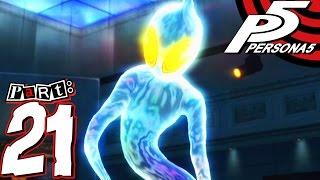 Persona 5 - Part 21 - Treasure Demon
