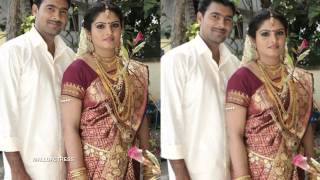 Vivek Gopan and Gayathri Arun Parasparam Serial Actress and Actor