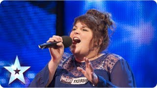 Rosie O'Sullivan singing 'Man's World' | Week 5 Auditions | Britain's Got Talent 2013