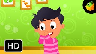 If You Are Happy | Cartoon Kids English Nursery Rhymes | Animated Songs For Children