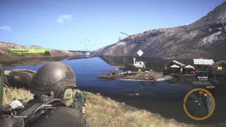 Tom Clancy's Ghost Recon Wildlands Gameplay Part 27 . Playstation 4 1080p
