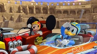 Mickey and the Roadster Racers Full Episodes ✪ Kids movies ✪ Cartoon Movies Disney