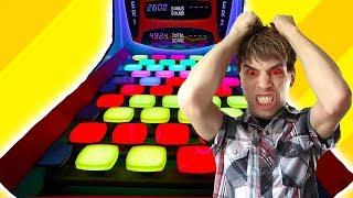 This Arcade Game Will Make You Go CRAZY!
