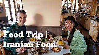 Food Trip | How does the Iranian Food taste? | German & Indonesian try Iranian Food