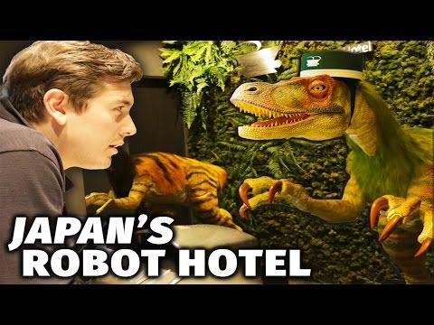 Inside Japan s Robot Hotel