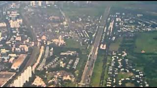 Mumbai airport take off best video.mp4
