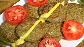 کتلت قارچ ویژه Supreme Mushroom Cutlet | Kotlet Gharch Vijeh