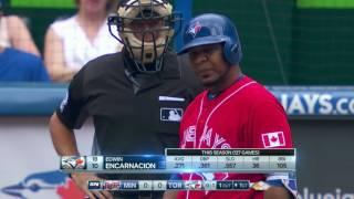 August 28, 2016-Minnesota Twins vs. Toronto Blue Jays