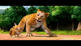 Delhi Safari (2012)Animated movie #Part-1