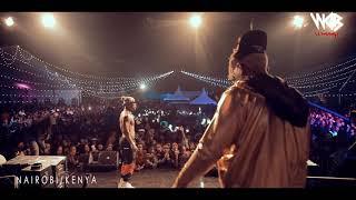 Harmonize Live Performance in Nairobi (KENYA) Part 2