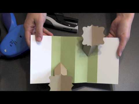 Xxx Mp4 PU2 Spring Loaded Double Fold Pop Up Card 3gp Sex