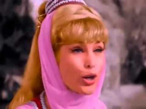 I Dream of Jeannie First Episode, Jeannie Speaks Persian