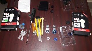 How to identify Glass Vs Plastic Mobile Lens [Bangla]