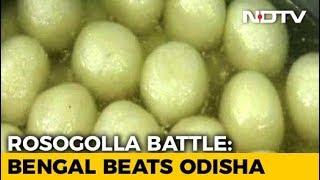 Finally A Decision, Rosogolla Belongs To Bengal, Not Odisha