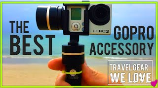 GIMBAL REVIEW: Feiyu Tech G4-QD 3 Axis   Best Gimbal for GoPro & Travel Vlogging