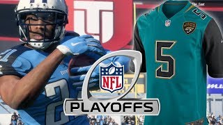 IF I LOSE I HAVE TO GO TO A NFL PLAYOFF GAME WEARING WRONG JERSEY! Madden 18 Pain&Gain