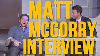 Matt McGorry Extended Interview - Episode 12