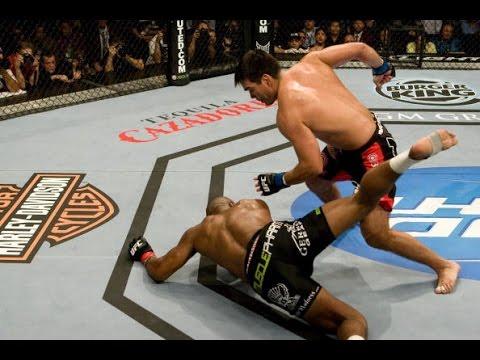 Machida nocauteia Rashad Evans e conquista cinturão