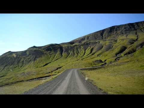 Xxx Mp4 Driving The Dangerous Snake Road Borgarjfjörur In East Iceland Road 917 3gp Sex