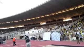 ملعب الشرائع قبل مبارة الاتحاد والفتح  | نهائي السوبر