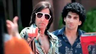 YouTube   Zor ka Jhatka action reply song vikash khiloe flv