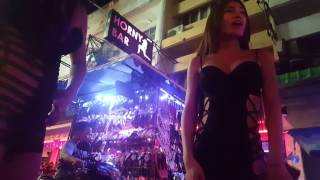Hottest Ladyboy Epic Talk Pick Up Flirt about Sex and Threesome - Soi 6