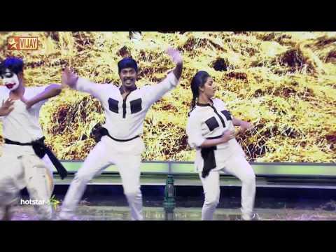 Jodi   ஜோடி - Thannila Gandam Round   Yuvaraj and Gayathiri