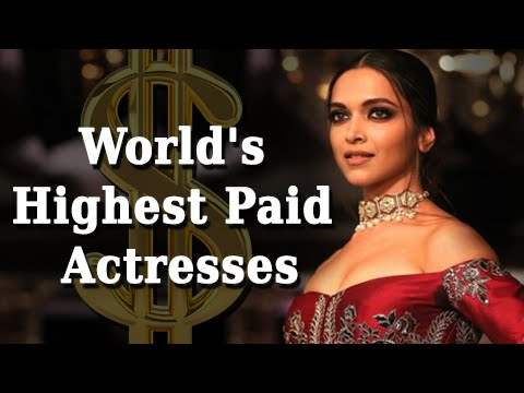 Deepika Padukone Is World's Highest-Paid Actresses | Forbes 2016