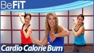 Denise Austin: Cardio Calorie Burn Dance Workout- Low Impact
