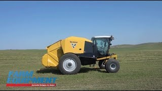Vermeer Rolls Out First Self Propelled Baler
