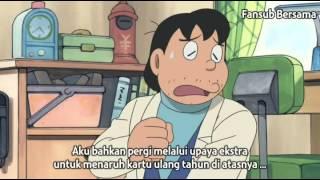 fansub new doraemon spesial subtitle indonesia hadiah istimewa dari nobita untuk shizuka