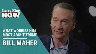 What Worries Bill Maher Most About Trump