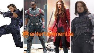 Elizabeth Olsen, Jeremy Renner, Sebastian Stan and Anthony Mackie take our Captain America cast quiz