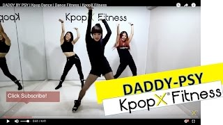 DADDY BY PSY | Kpop Dance | Dance Fitness | KpopX Fitness
