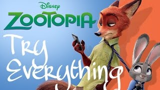 Zootopia - Try Everything (Multilanguage)